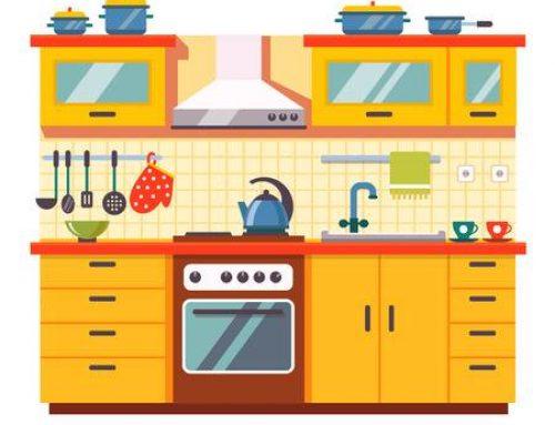 Mutfak Atölye Çalışmaları